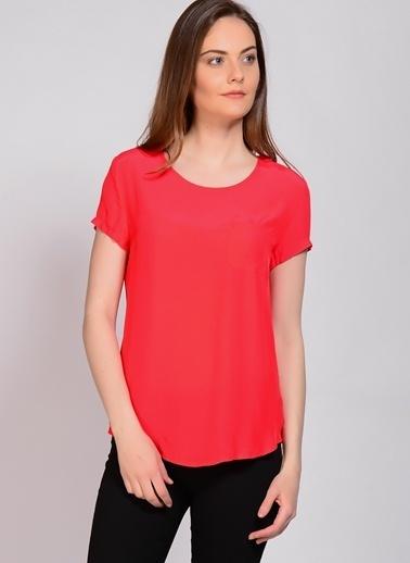 Fresh Company Bluz Kırmızı